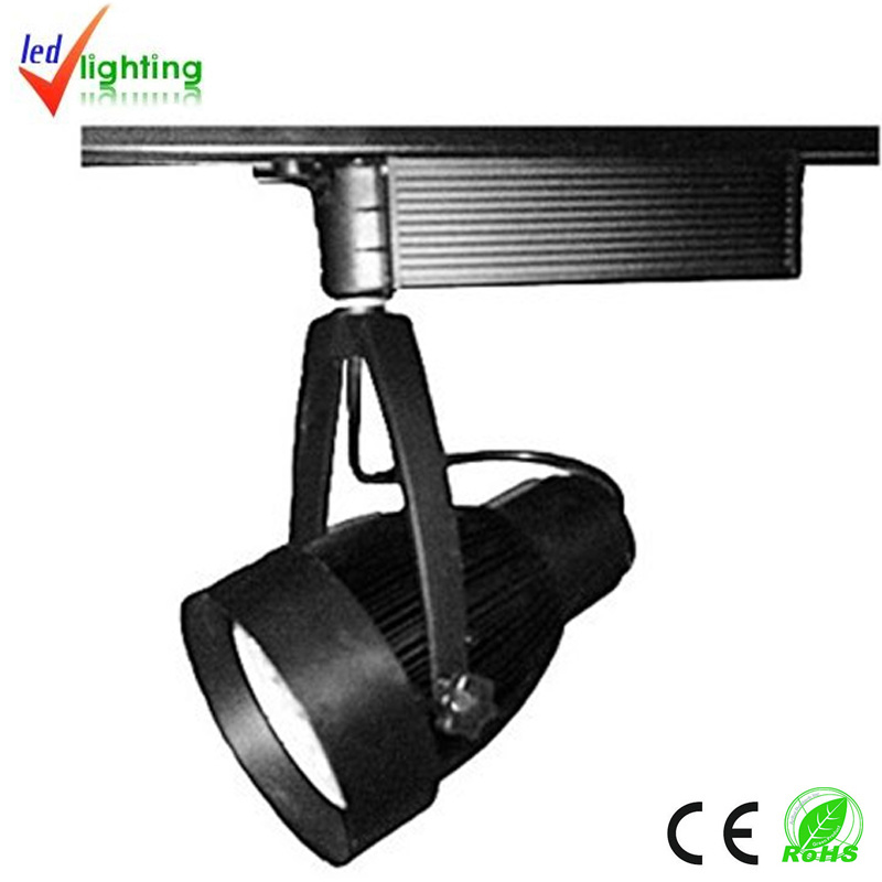 Led Track Lighting China: China Led Track Light, Led Track