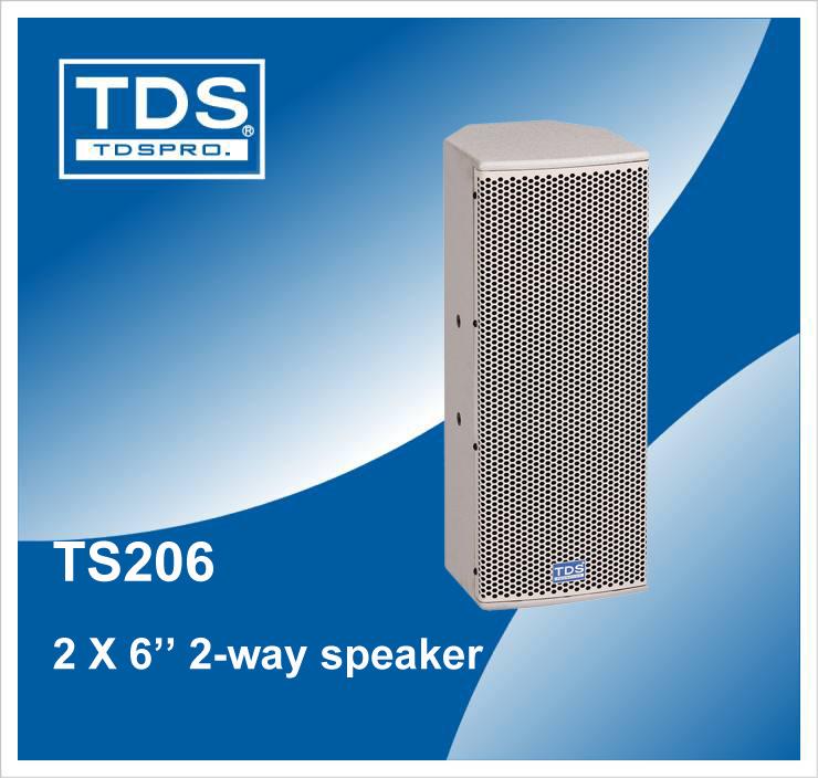 Box Sound System Ts206