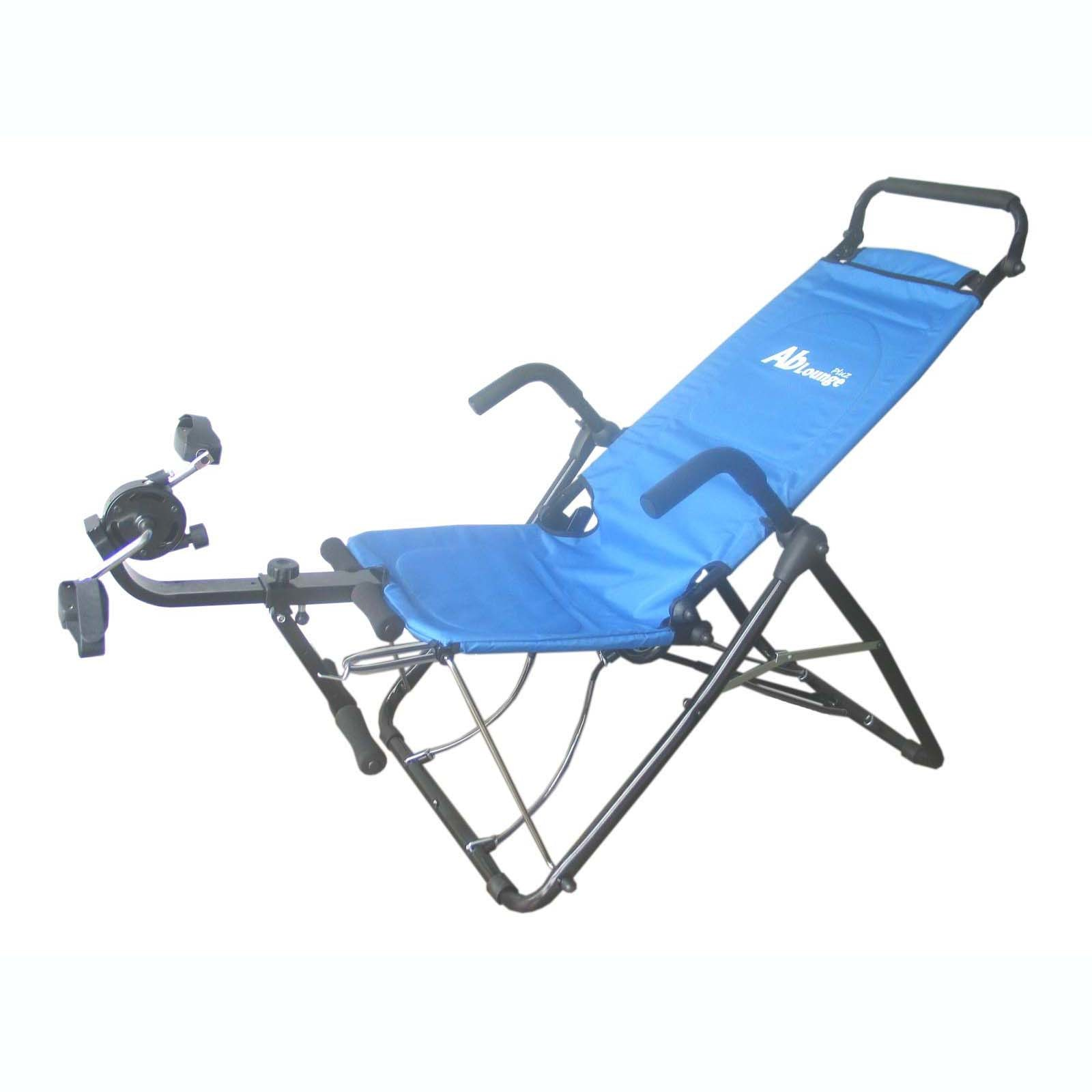 China AB Chair Lounge with Pedal and Leg Exerciser HT 02F China AB Chair