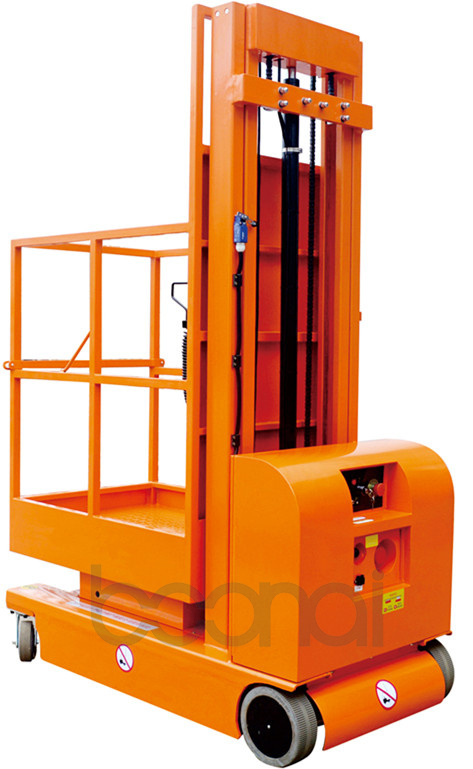 Self-Propelled Order Picker Max 5.50 (m)