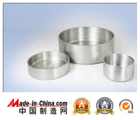Tungsten Crucible for Melting Steel Crucible for Alumina
