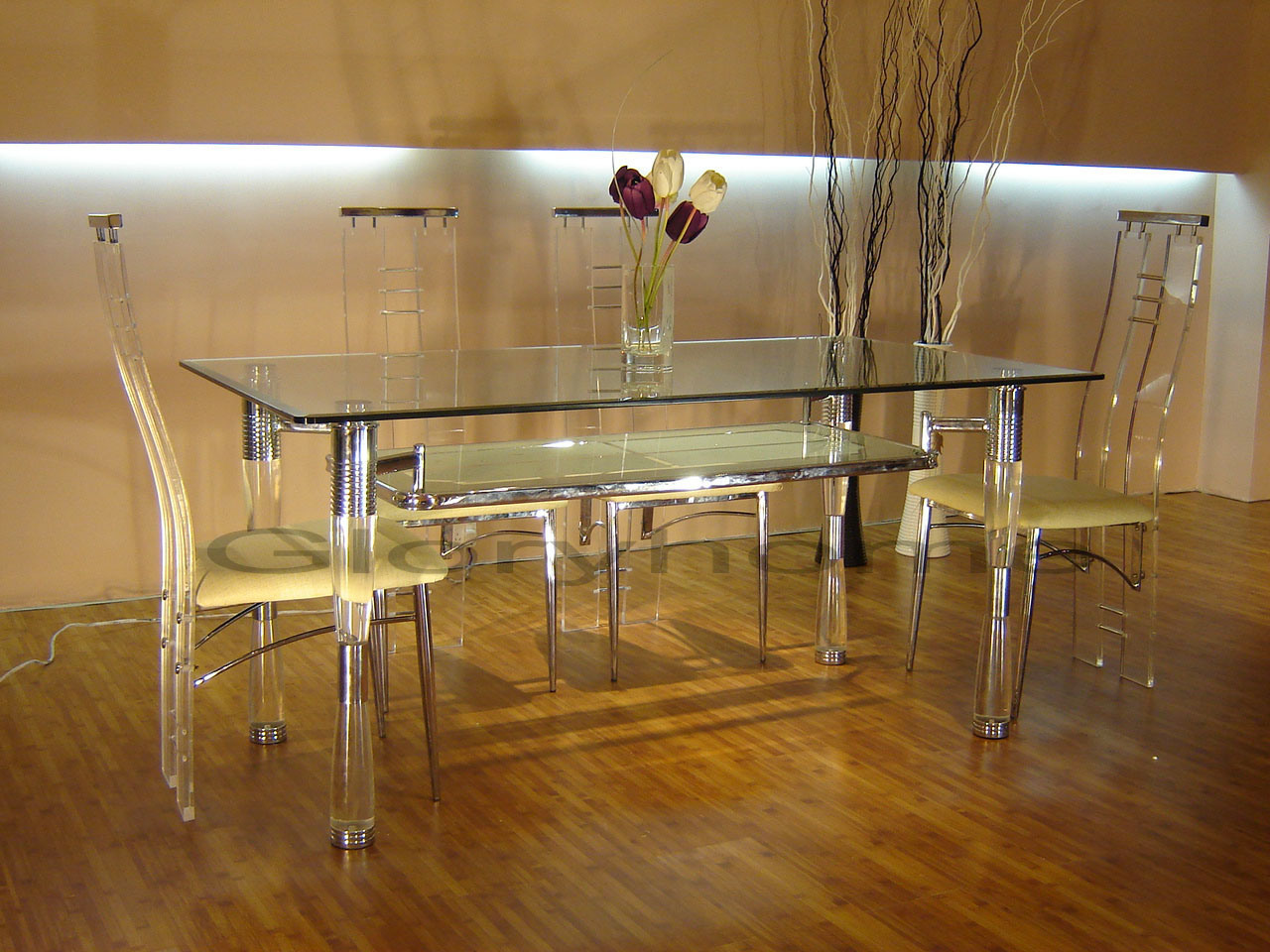 Magnificent Acrylic Dining Room Table Set 1280 x 960 · 255 kB · jpeg