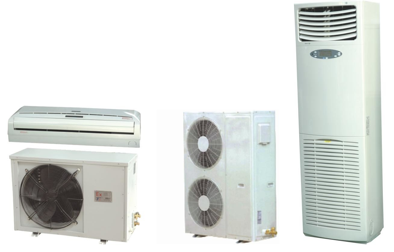 Split Air Conditioner (BYTF F) China Explosion Proof Air Conditioner  #756B56