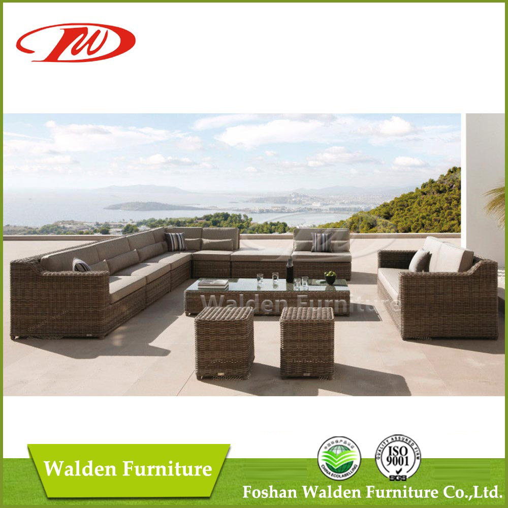 2016 New Garden Rattan Outdoor Furniture Set