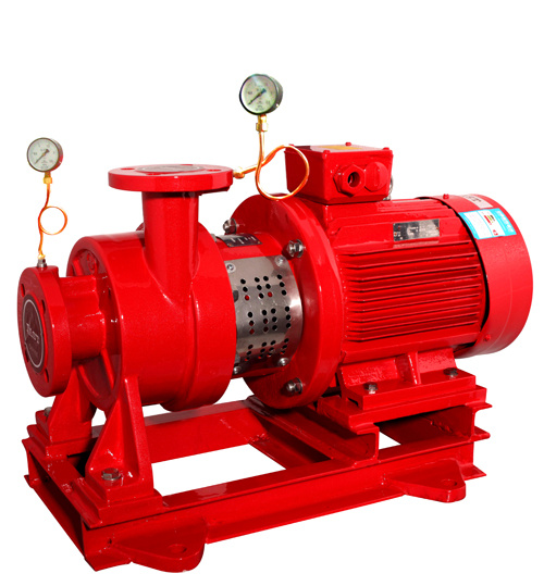Electrical Fire Fighting Pump with UL List