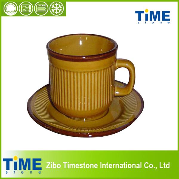 Ceramic Espresso Cups for Coffee (082703)