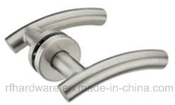 Stainless Steel Tube Level Door Handle (RL006)