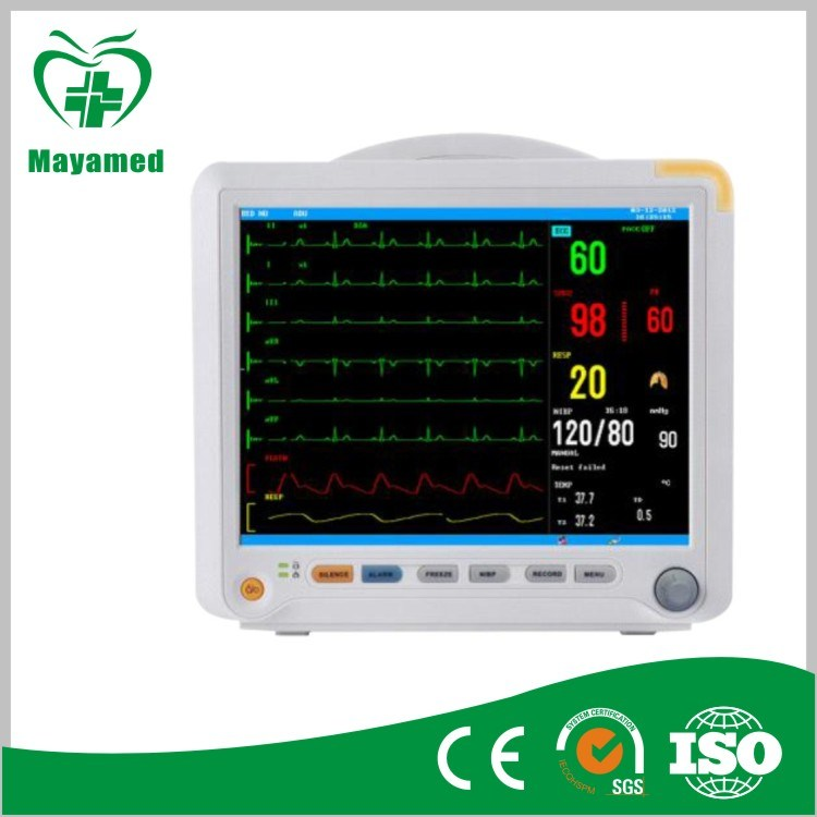 My-C005 2016 Hot Sale Hospital 12.1 Inch Portable Patient Monitor