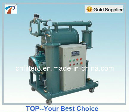 Portable Vacuum Transformer Oil Filtration Machine (ZY)