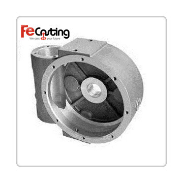 Sand Iron Casting/Cast Iron, Pump Parts, Resin Sand Casting