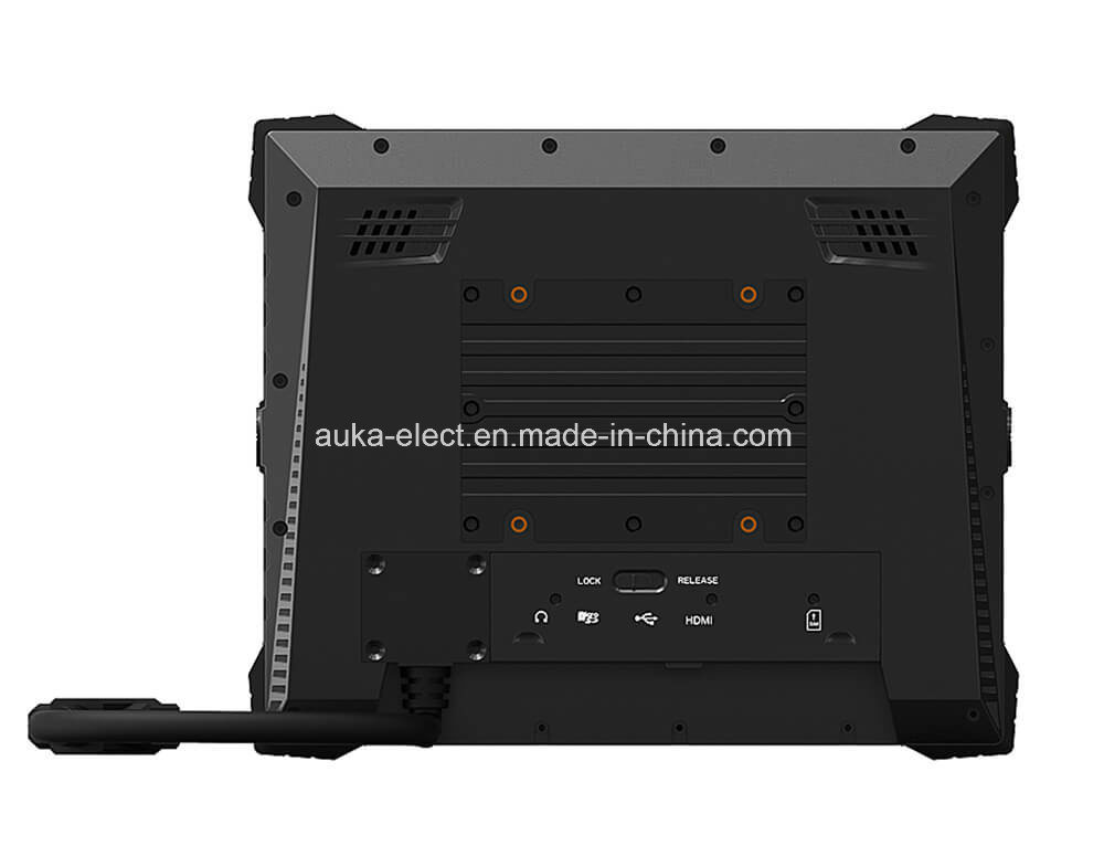 """9.7"""" Rugged Tablet PC with Android 4.3.1, Poe/Can Bus"""
