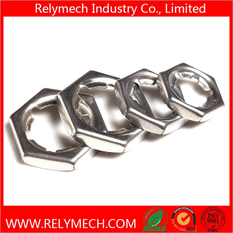 Stainless Steel Self Locking Nut PAL Nut Shear off Nut M6-M20