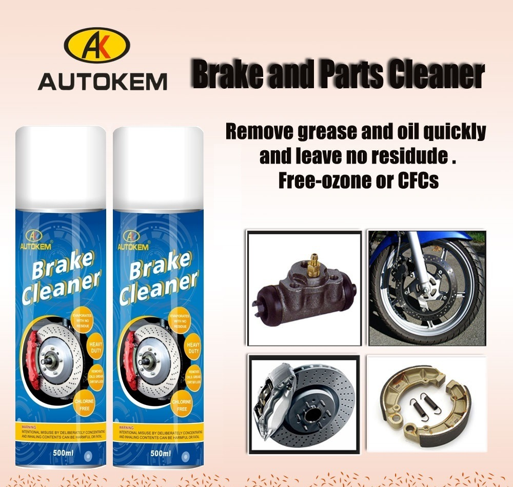 Brake Claener Spray, Brake Clean, Brake Fluid