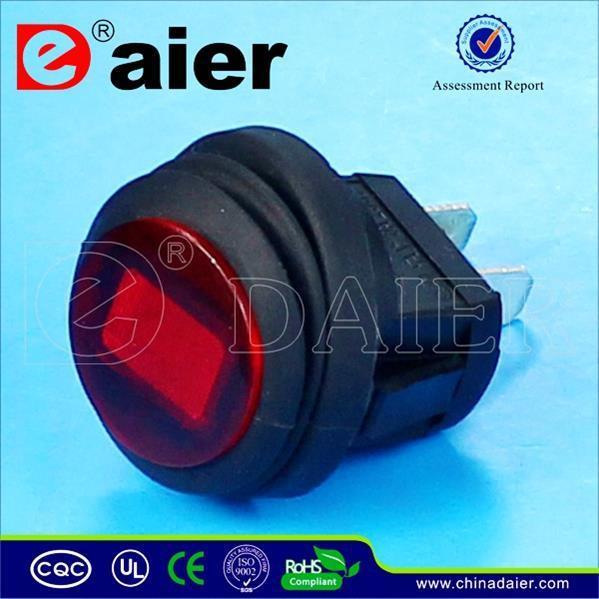 Hot Sale Electrical Waterproof Rocker Switch