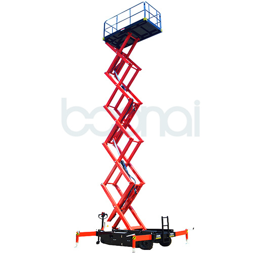 Self Propelled Personnel Scissor Lift