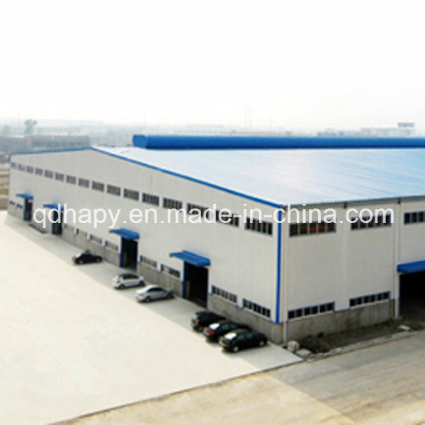 Prefabricated Light Steel Structure Warehouse Design and Construction