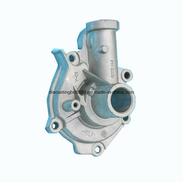 Auto End Cap Die Casting Parts
