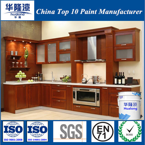 Hualong Super Wearproof Shining PU Wood Furniture Coating (HJ2040)