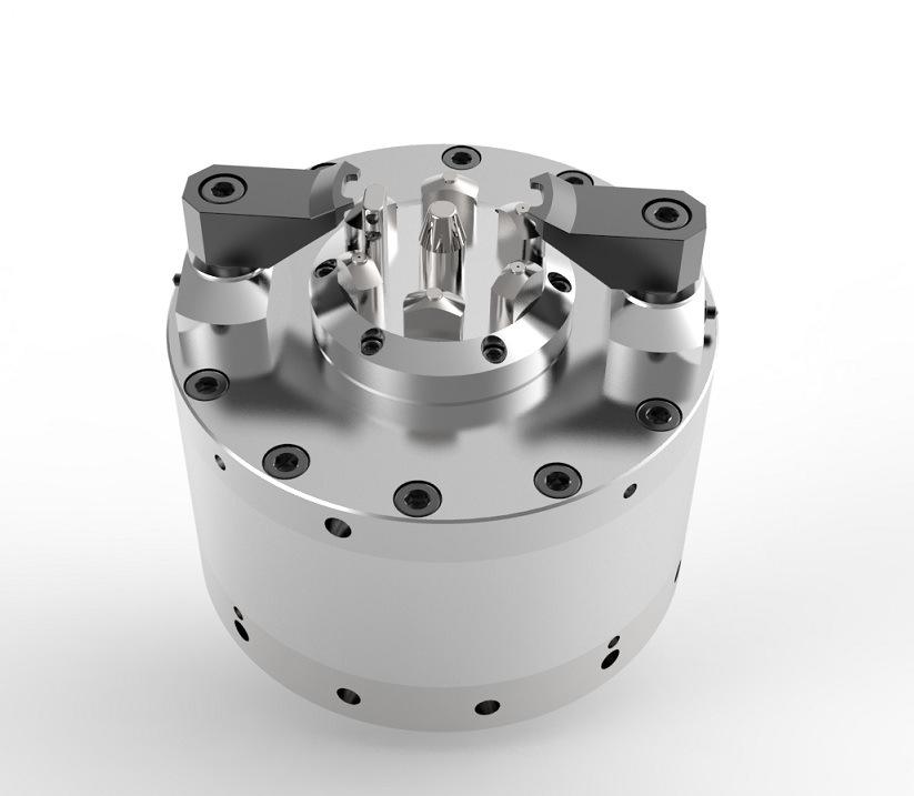 Fuel Distributor Lathe Hydraulic Fixture