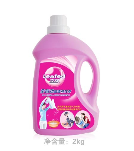 High Quality, Disposable, Ico-Friendly Detergent Liquid for OEM or ODM