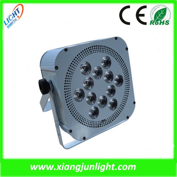 12PCS 15W Rechargeable Battery LED PAR Light
