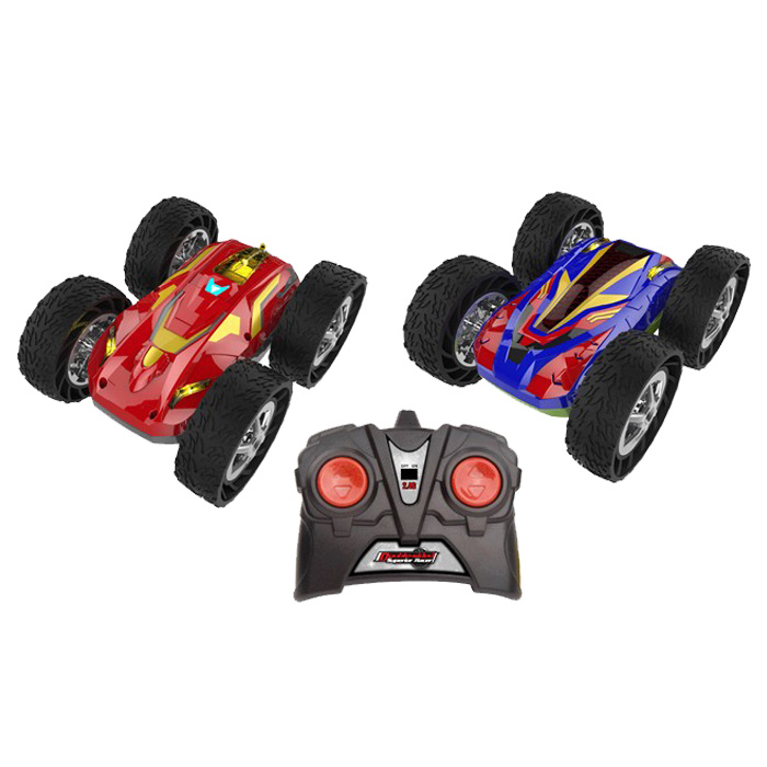 6 Channel 360 Rotation Plastic Full Function RC Car (10263709)