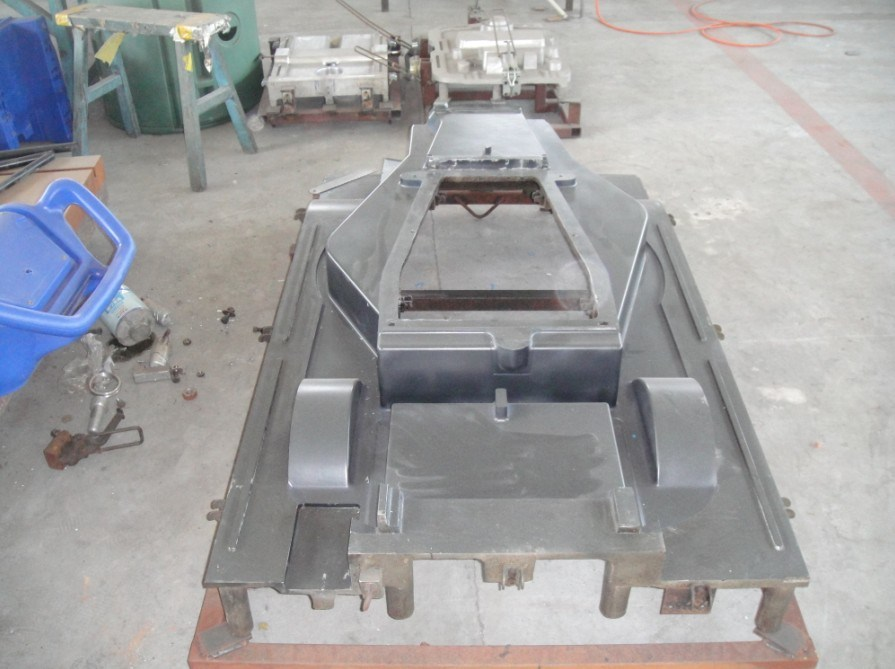 Hight Quality Plastic Rotomoulding Machine Rotational Mold
