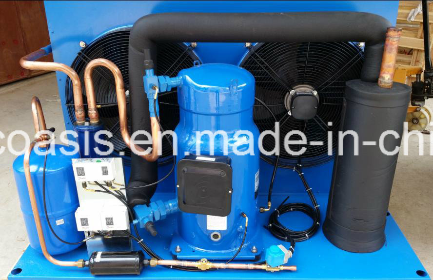 Performer Compressors Danfoss Sroll Series (SY/ SZ /SM series used for R134A/ R407C/ R22)