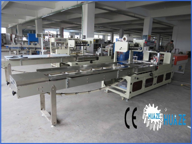 High Speed Shrink Packaging Machine, Shrink Wrapping Machine