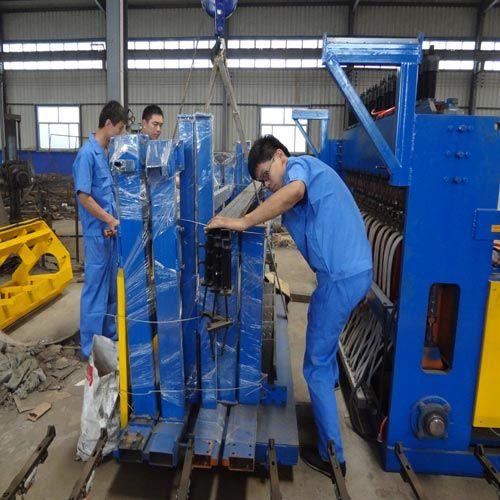 Automatic Steel Wire Mesh Welding Machine