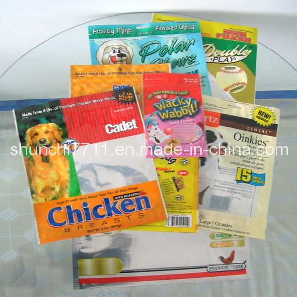 All Kinds of Plastic Pet Food Bag