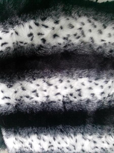 Long Pile Fake Fur
