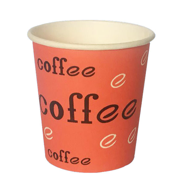 Manufacturer Supply Disposable Single Wall Paper Cup 6oz