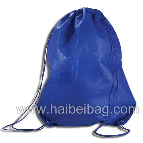 Promotion Swimming School Drawstring Backpack (hbnb-424)