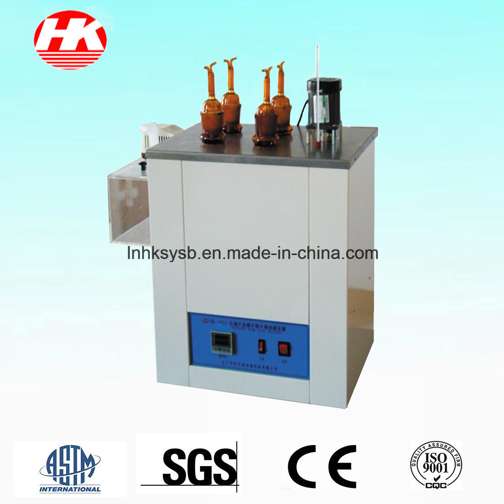 ASTM D130 Silver Strip Corrosion Tester