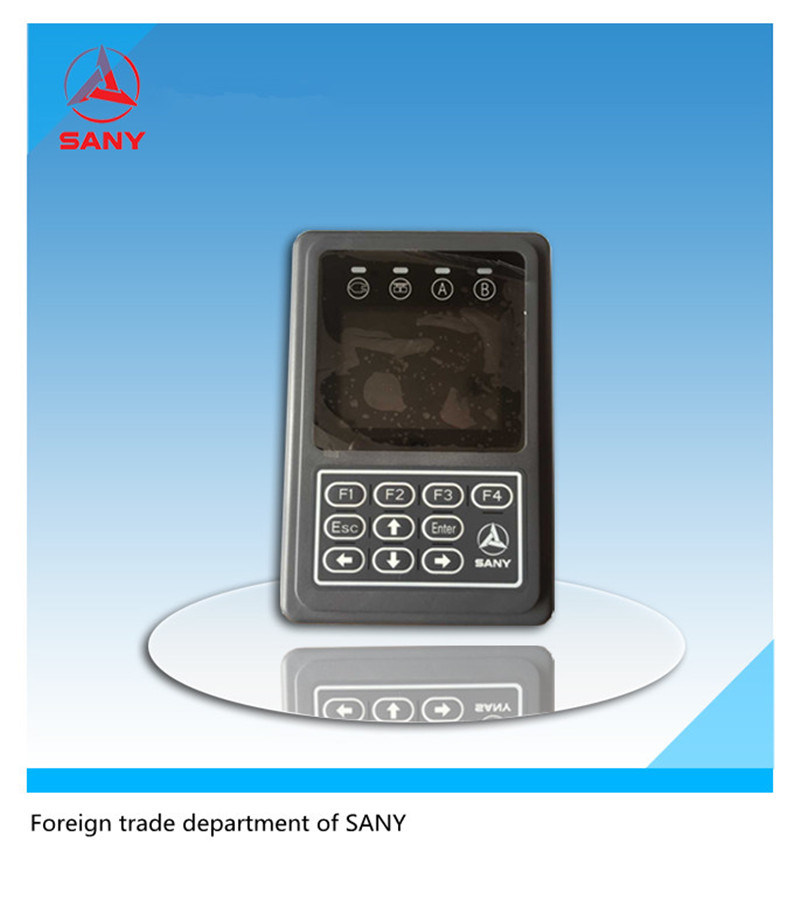Monitor of Sany Hydraulic Excavator