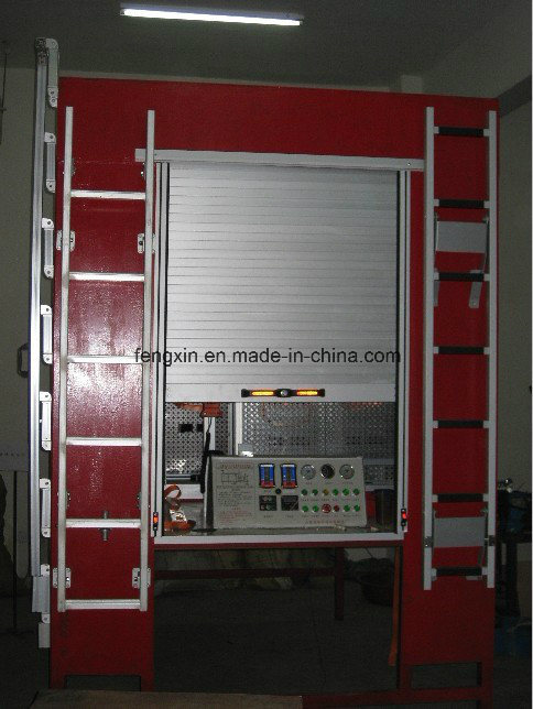 High Quality Aluminum Ladders for Fire Truck
