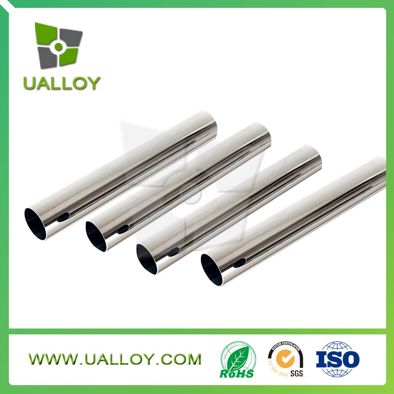 JIS C7701 Tube Electrum Copper Nickel Zinc Alloy Pipe