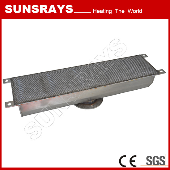 Portable Gas Pizza Oven, Metal Fiber Burner Used for Food Baking Oven