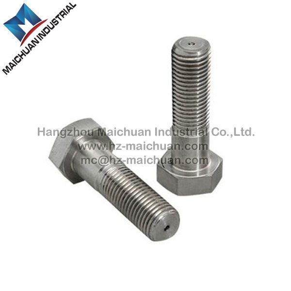 Stainless Steel Hex Head DIN933 Hex Bolt