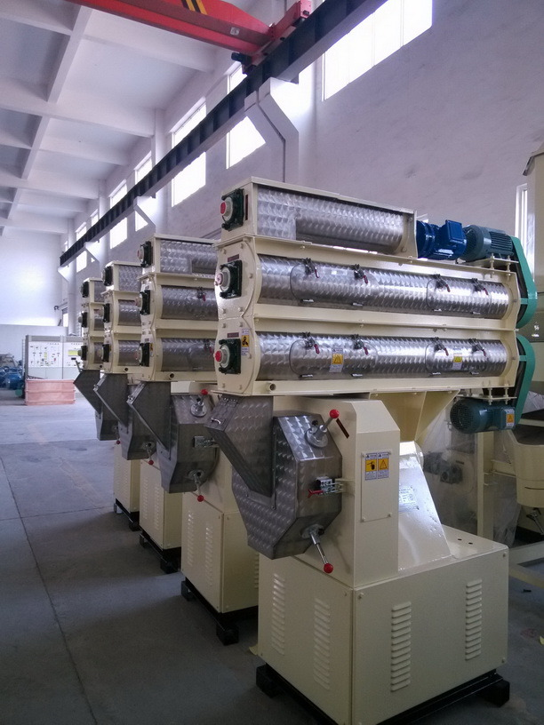 Hkj25c Feed Mill
