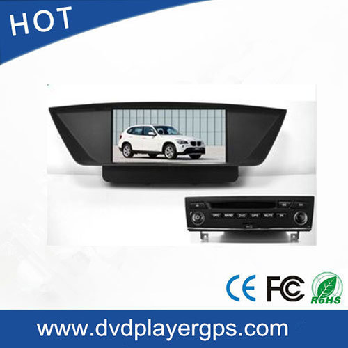 "8"" HD Digital Screen Car DVD GPS for BMW X1 E84 with 3D WiFi Android System Original Ui"