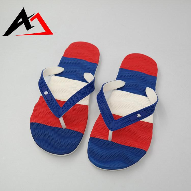 Slipper Summer Beach Sandal Casual Flip Flop for Men (AKCS5)