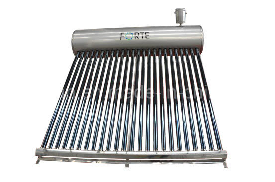 Stainless Steel High Efficient Vacuum Tube Low Pressure Solar Water Heater