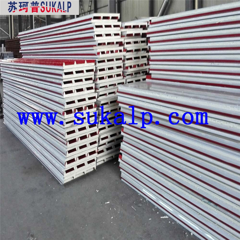 PU Sandwich Panel for Ceiling