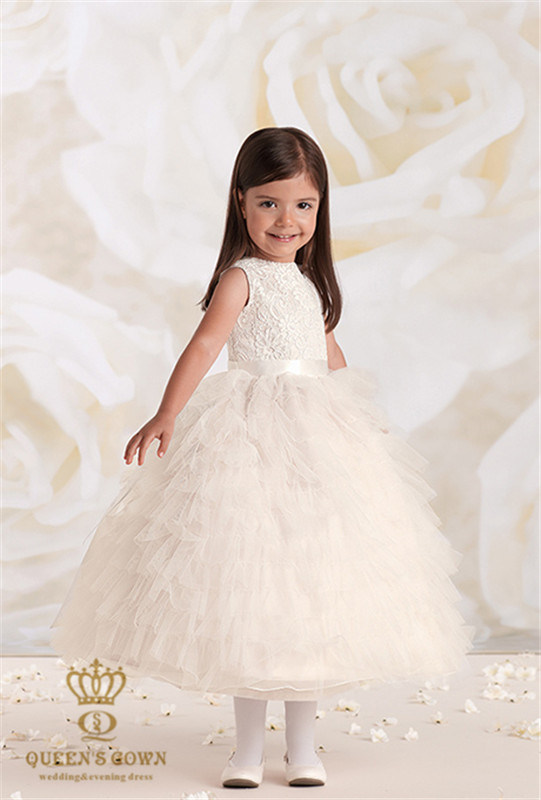 The New Evening Dresses, Wedding Cute Little Flower Girl Dress