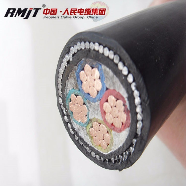 Low/Medium Voltage/XLPE Insulated/PVC Sheathed/Armored Power Cable