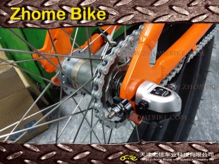 Bicycle Parts/Bicycle Hub/Fat Bike Hub Inner 3speed Hub Sets/Zh15fh03
