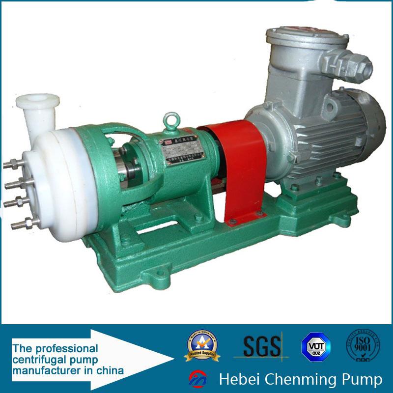 Horizontal Single-Stage Acid Resistant Chemical Water Pump