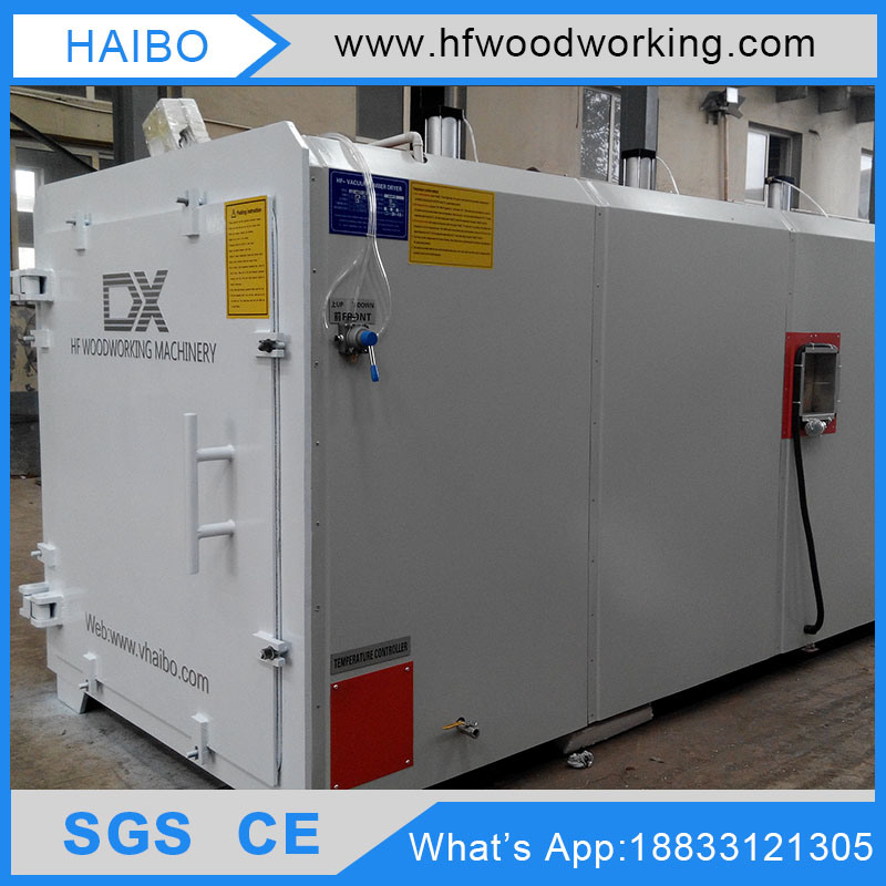 Dx-6.0III-Dx Wood Dryer Machine /Vacuum Drying Machine/ Dryer Machine with ISO
